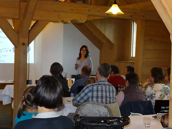 Mit Referat: Herbsttagung in Willisau